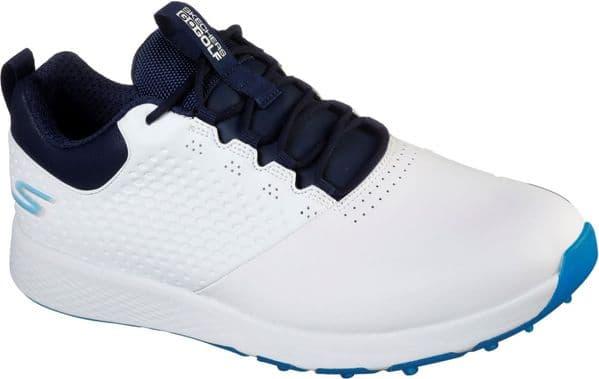 Skechers GO GOLF Elite V.4 Mens Sports White / Navy